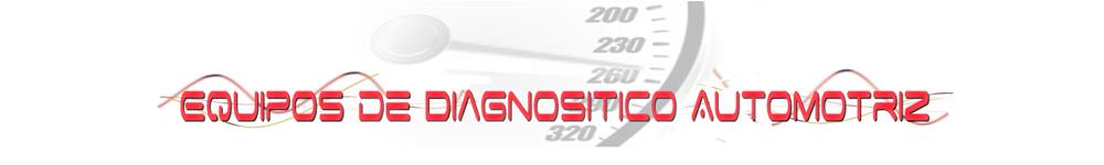 Equipos de Diagnostico Automotriz